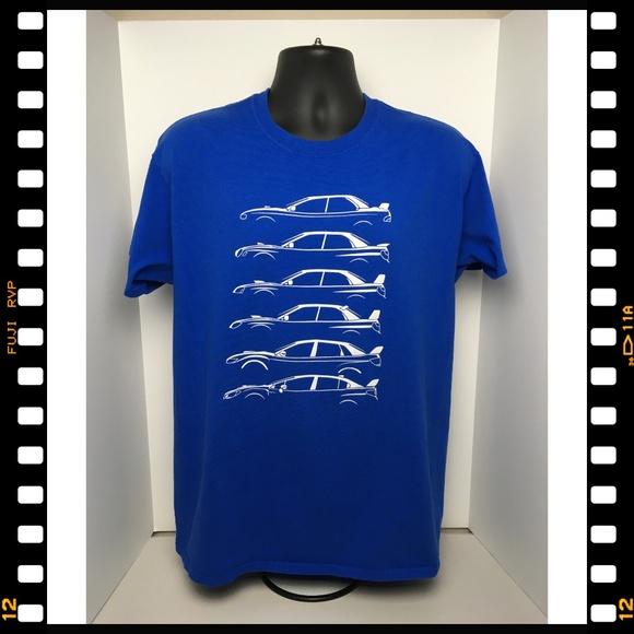 Gildan Other - T-Shirt~Subaru~Impreza~WRX~STI~